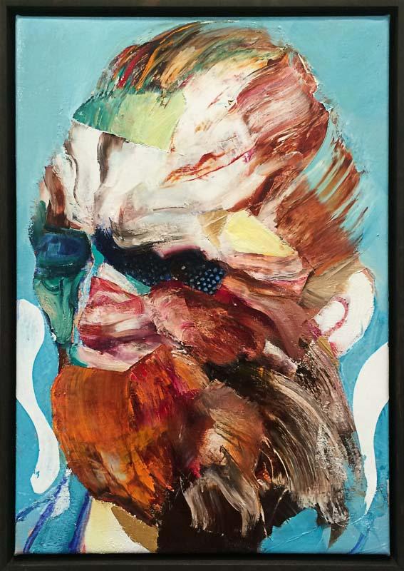 adrian-ghenie,painting,expressionnism,romania