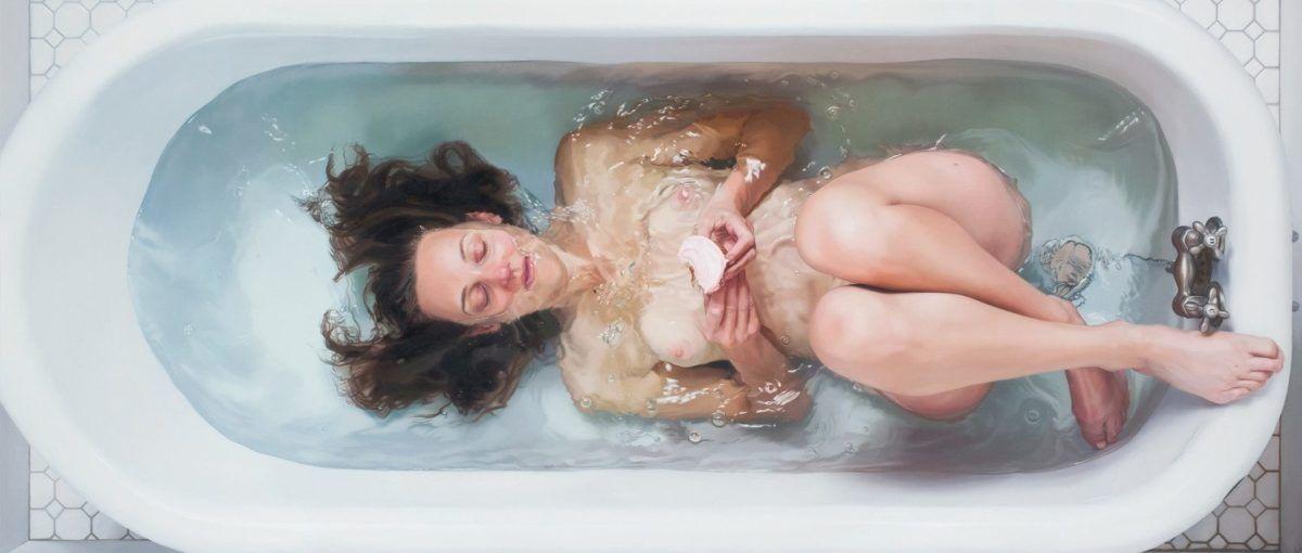 lee price, hyperrealisme, feminism, painting, art-contemporain