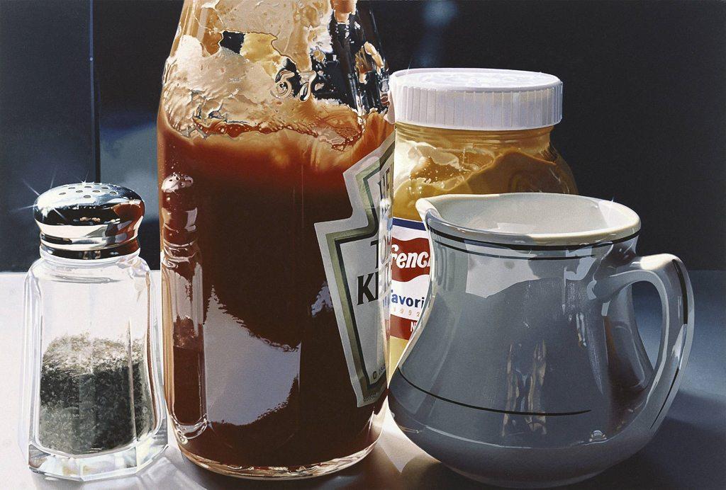 ralph goings, photorealisme, hyperrealism, art-contemporain, painting, louis-k-meisel