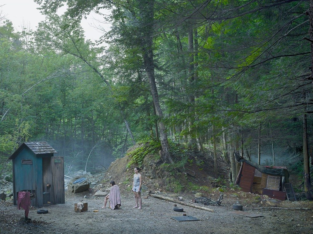 gregory crewdson, photography, cathedral-of-the-pines