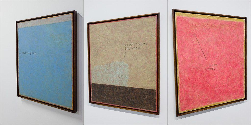 jean michel alberola, alberola, daniel-templon, palais-de-tokyo, solo-show, 2016, painting; venture-des-details, paris, france