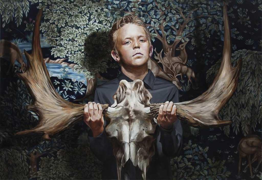 markus-akesson,painting,galerie-da-end,art-contemporain,art-exhibition,surrealism