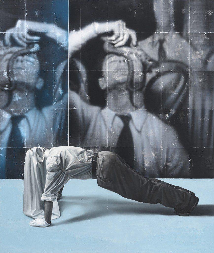 mircea suciu, painting, zeno-x, art-gallery, belgium, roumania, hyperrealism, history, irony
