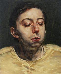 michael borremans, borremans, artiste belge, artiste peintre, art, art contemporain