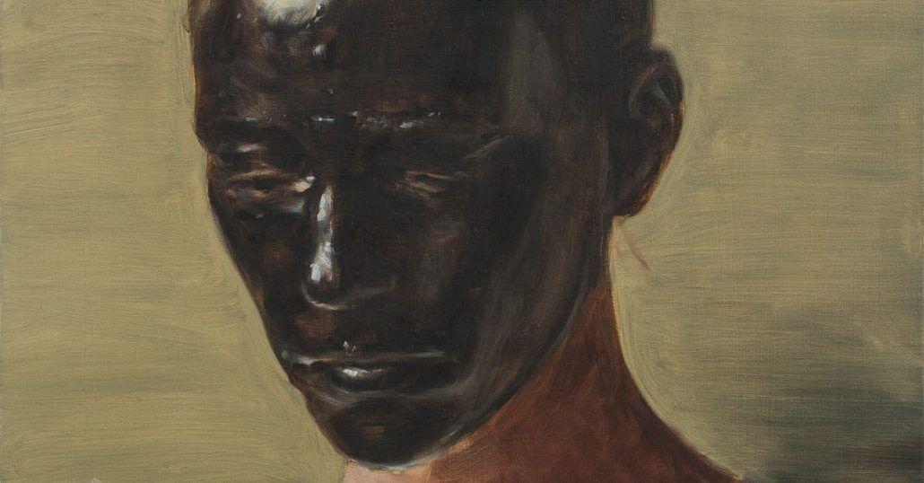 michael borremans, the-angel, 2013, surrealisme, artiste peintre, art contemporain