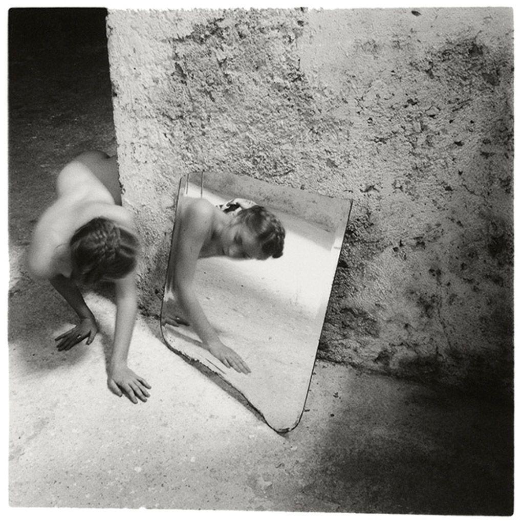 francesca woodman, photography, fluxus, conceptual art, surrealism