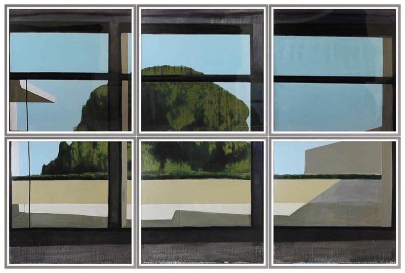 jeremy liron,painting,exposition,galerie-isabelle-gounod,paris,2017,tacet