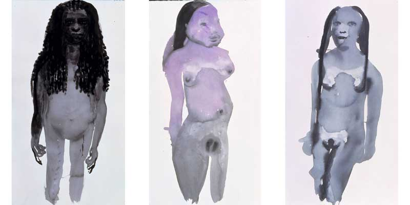 marlene-dumas,-painting,-image-as-burden,-Magdalena
