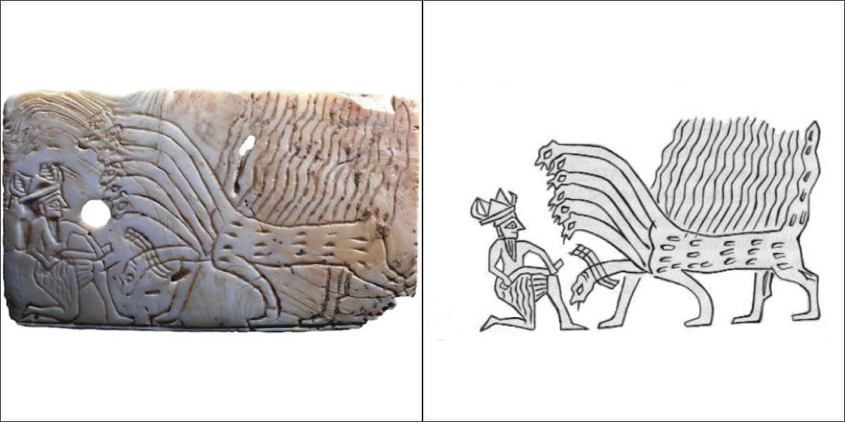 Période des dynasties archaïques, 2900-2300 avant notre ère. Bible Lands Museum Jérusalem.