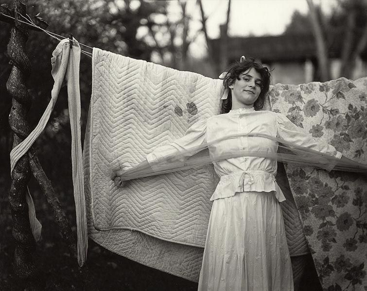 sally-mann,photography,at-twelve,youth,pictorialism