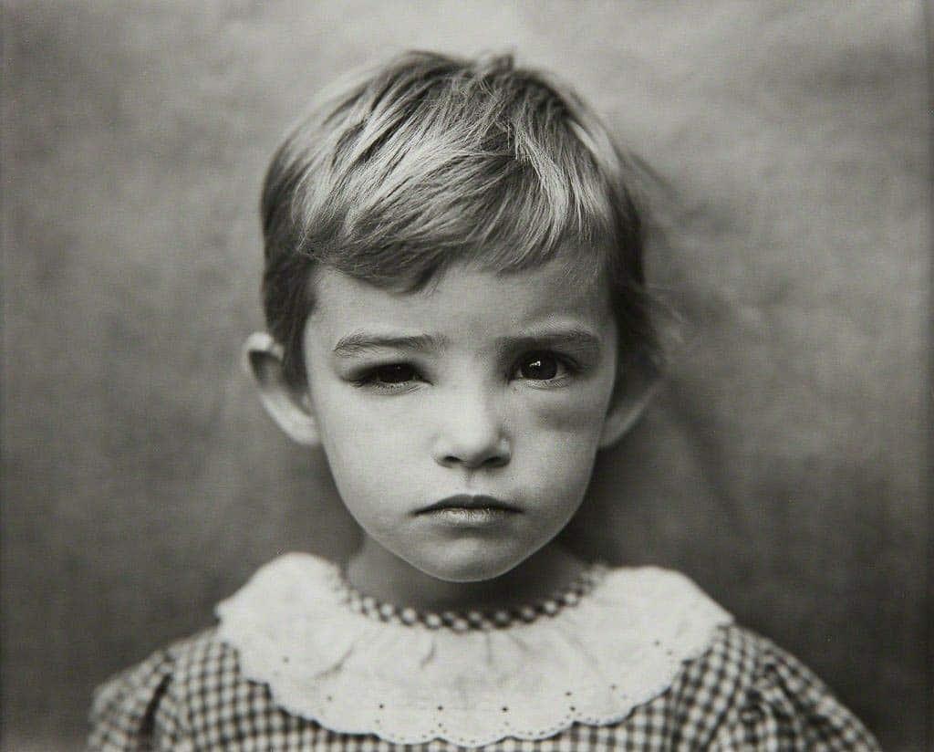 sally-mann,photography,pictorialism,virginia,damaged-child