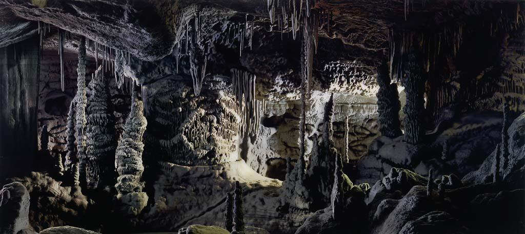 thomas-demand,photography,conceptual-art,grotto