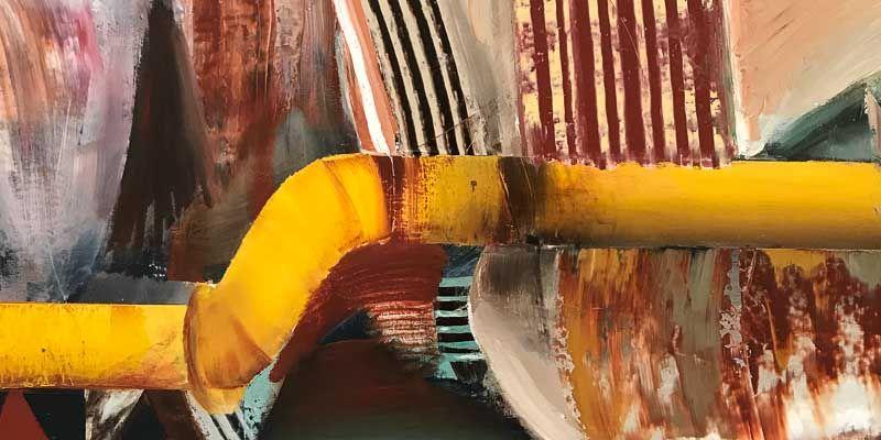 adrian-ghenie,jungles-in-paris,painting,thaddaeus-ropac,exhibition,paris,france,2018