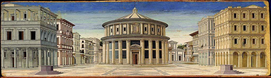 piero-della-francesca,ideal-city,renaissance,painting